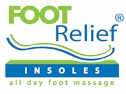 Foot Relief Insoles give your feet an all day foot massage